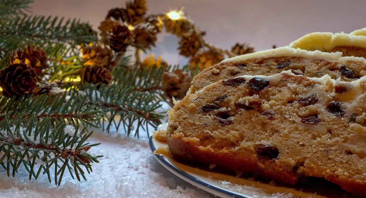 Christmas special rum cake fruit cake